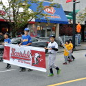 Strong Presence at 2015 Kerrisdale Carnival