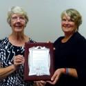 An Award of Appreciation from Vancouver School Board