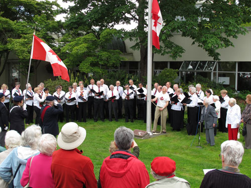 Canada Day -July 1