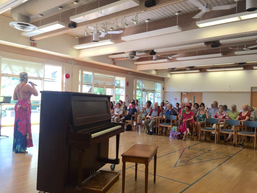 Opera3 Kerrisdale Community Centre