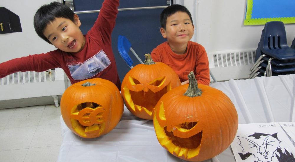 Pumpkin Carving – Oct 25