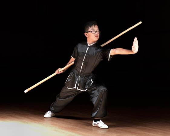 Wushu; a Chinese Martial Arts at Kerrisdale Community Centre. Develop basic punching and kicking techniques while teaching them discipline, respect, and self confidence.