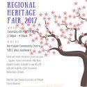 VANCOUVER REGIONAL HERITAGE FAIR-May 20