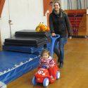 Parent & Tot Gym Returns!