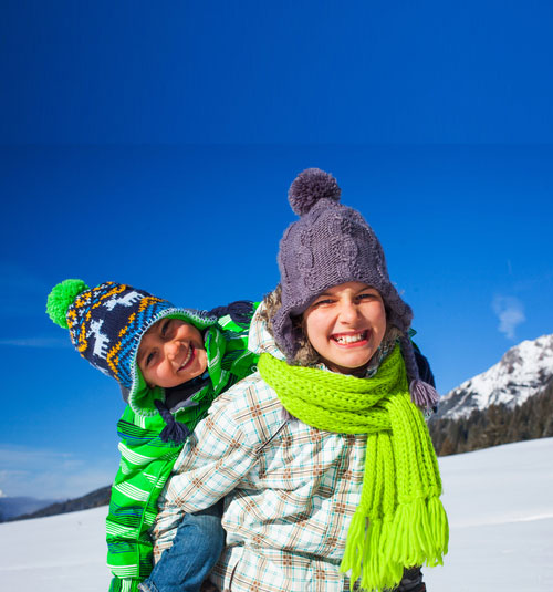 All Winter Daycamps 5-12yrs