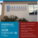 Kerridale Community Society AGM-Feb 20