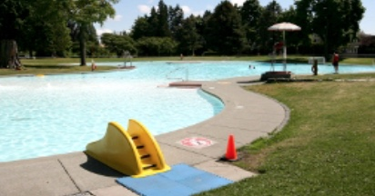 Maple Grove Pool re-opens July 20