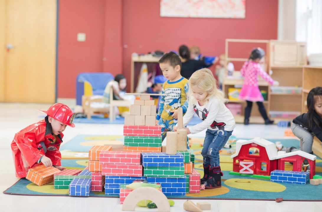 Reopening Childcare Services in Community Centres