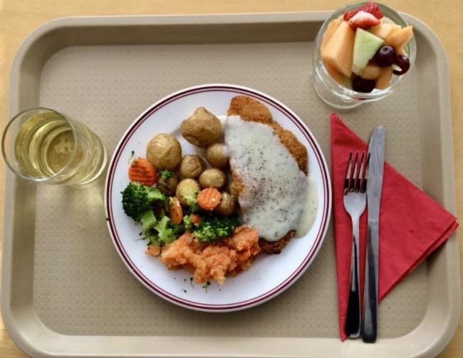 Seniors Lunch Program
