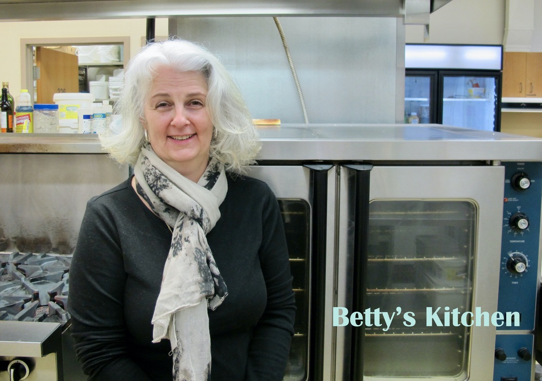 Recipes from Betty's Kitchen