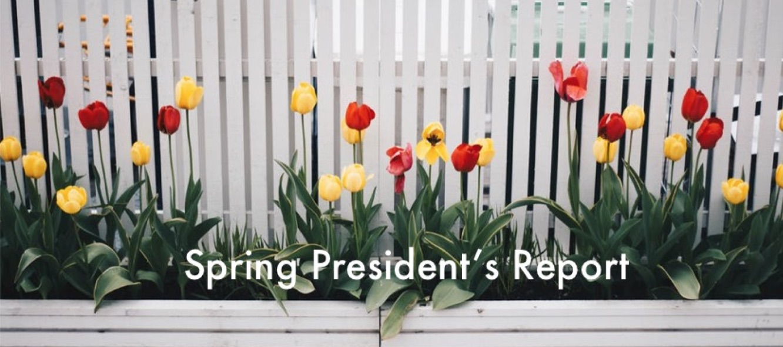 KCCS President's Report   Spring 2021
