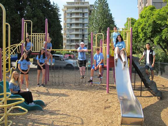 Summer Day Camp at Kerrisdale