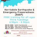 Kerrisdale Earthquake and Emergency Preparedness