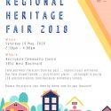 Vancouver Regional Heritage Fair-May 19