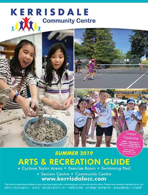 Summer 2019 Recreation Guide Online