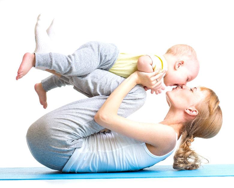 Yoga-Prenatal & Baby